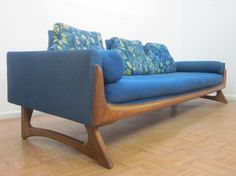 Adrian Pearsall gondola sofa for Craft and Associates