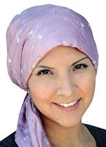 Padded and cotton lined scarf $39.00