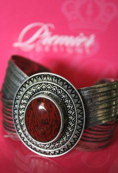 Red Spice Bracelet by Premier Designs.