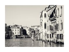 Facades Wall Art Prints by Qing Ji | Minted, minted,  holiday gifts, holiday gift ideas,  art, artwork, photography art, photography, art photography,art prints, art prints, minted artwork,minted art prints,home decor, decor wall, holiday, wall decor, 2 Christmas,  Christmas, gift arts,  Italy, buildings, facade, canal, boats, venice, italy travel, italy vacation