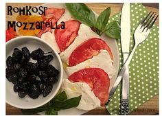 Best vegan raw mozzarella ever! Raw Vegan Recipes, Healthy Recipes, Vegan Raw, Healthy Food, Roh Vegan, Good Food, Yummy Food, Yummy Yummy, Happy Foods