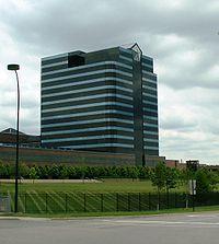 Chrysler Headquarters  Auburn Hills, Michigan