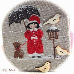 Eefs Needle: Jour de neige