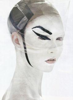Karlie Kloss inShe's Come UndonebySteven Klein forUS Vogue