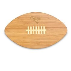 Los Angeles Rams Touchdown Pro Cutting Board w/Laser Engraving