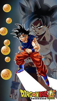 Goku turn UI again by AdeBa3388.deviantart.com on @DeviantArt