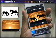 Instafusion Fusion App #caption #supperimpose #merge #blender #tech #photo #camera #image #arty #imageblender #blend #double #typography #overlay #photography #mixup #mixtures #images #picture #pics #blending #freetrace #finishing #horse   https://itunes.apple.com/app/id847293896