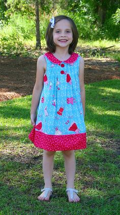 """Pattern is """"Little Vicki"""" by Izzy and Ivy designs"""