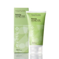 Evolu - Anti-Aging Overnight Cream (Depleted or Damaged Skin) -75ml/2.6oz Concentrated Peptide Gel For Fine Lines 60ml