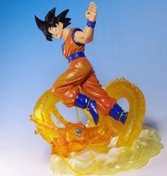Dragon Ball Z Kai Son Goku & Shenron Figure Ichiban kuji Banpresto JAPAN ANIME