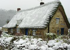 pagewoman: Cottage nr Rievaulx Abbey, North Yorkshire, England (by Kevin & Kathy)