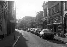 Bussum 1990 Kapelstraat