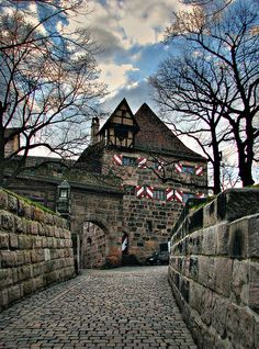 Nuremburg Castle, Germany