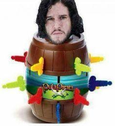 Poor Jon Snow