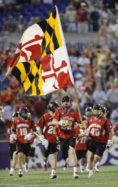 Lacrosse - Md. state team sport