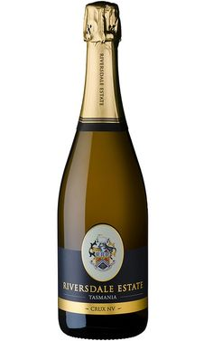 Riversdale Estate Crux Sparkling NV Tasmania - 6 Bottles Sparkling Wine, Tasmania, Liquor, Champagne, Bottles, Sparkle, Smoke, Drinks, Glass
