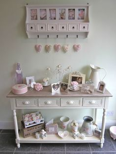 Amy Antoinette - Lifestyle Blog: A Shabby Chic Kitchen