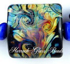"Harrach Glass: How to make raku glass ""pop"" tutorial"