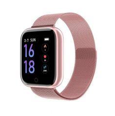 2019 Women Waterproof Smart Watch Plus Bluetooth Smartwatch For Apple IPhone Xiaomi Heart Rate Monitor Fitness Tracker Smartwatch Waterproof, Smartwatch Bluetooth, Apple Smartwatch, Fitness Bracelet, Fitness Watch, Yoga Fitness, Smart Bracelet, Beats, Accessories