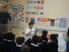 » Senior Infants are learning through play! St. John the Evangelist N.S., Adamstown, Lucan, Co. Dublin.
