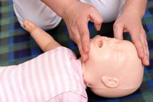 good refresher...How to Perform Basic CPR: Infants to Preschool-aged Children