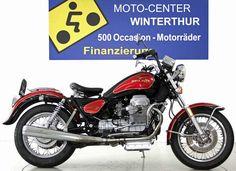 Moto Guzzi California 1100 - Occasion-Motorräder - Moto Center Winterthur