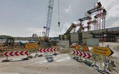 Нови Сад - Београдски кеј © Google Streetview