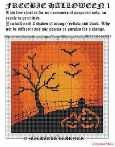 Миниатюрки для хэллоуина