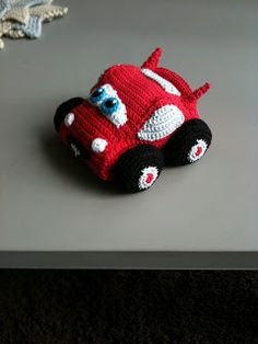 Free Crochet Patterns For Your Car : 1000+ images about Crochet Lightning McQueen/ Car on ...
