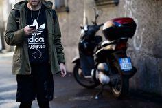 Milan Men's Fashion Week Fall/Winter 2015 Street Style Report - Part 1 | Highsnobiety