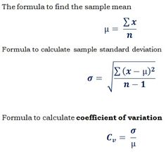 Probability mass function of a roll of 3d6 and probability density formula cv standard deviation mean to find coefficient of variance http ccuart Image collections
