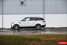 Range Rover Sport Supercharged - CV4 | Flickr - Photo Sharing!