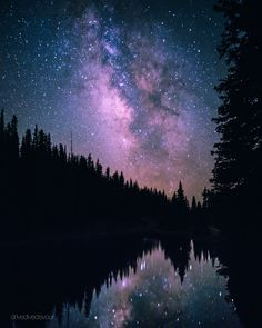I shot the Milky Way over Rocky Mountain National Park  js