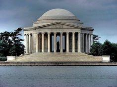 Washington DC - Jefferson Memorial, my favorite of the presidential memorials