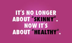 so true!  Not about the numbers on the scale, either...it's knowing you're trying your hardest and doing better every single day