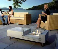 Chimeneas decorativas – muebles con carácter | Chimeneas bioetanol |lovter.es