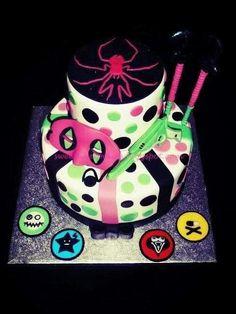 My chemical romance cake...best cake ever!!