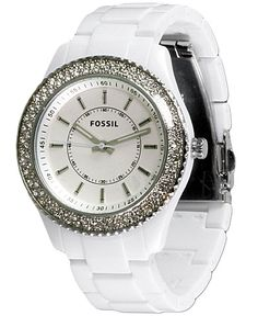 Fossil Resin Watch - Women's Watches | Buckle