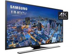 """Smart TV Gamer LED 4k Ultra HD 55"""" Samsung - UN55JU6500 4 HDMI 3 USB Wi-Fi"""