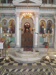 Kerk in Potamos, Kythira