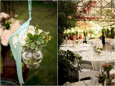 Photographer:  Pepper Nix Photography // Event Designer: C3 design //  Floral Designer: Every Blooming Thing // Event Venue: La Caille Weddings and Events //