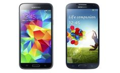 SAMSUNG GALAXY S5 VS GALAXY S4 VIDEO COMPARISON Posted on Mar 16, 2014    The Galaxy S5, which Samsung announced a couple of weeks ago at th...