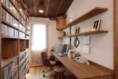 Small Workspace, Workspace Design, Home Office Design, House Design, Room Interior, Interior Design, Under Stairs Cupboard, Fashion Room, Interior Architecture