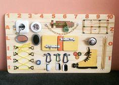 Activityboard tablero ocupado Montessoriboard juegos