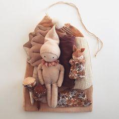 Waldorf Crafts, Waldorf Dolls, Fox Toys, Montessori Toys, Sewing Toys, Soft Dolls, Diy Dollhouse, Fabric Dolls, Handmade Toys
