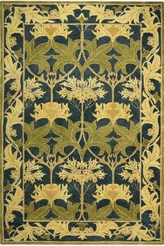 william morris. can never go wrong with him.