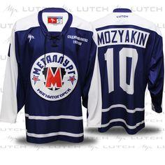 100%™ KHL Magnitogorsk Metallurg. Sergey Mozyakin Ilya Kovalchuk 67b710b1f98
