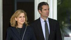 Absuelta la Infanta y seis años para Urdangarin