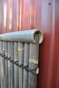 Bamboo Garden, Bamboo Fence, Bamboo Trellis, Cedar Fence, Bamboo House Design, Bamboo Building, Bamboo Panels, Bamboo Structure, Bamboo Construction