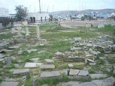 Ancient Paros #paros #naoussa #ancientparos